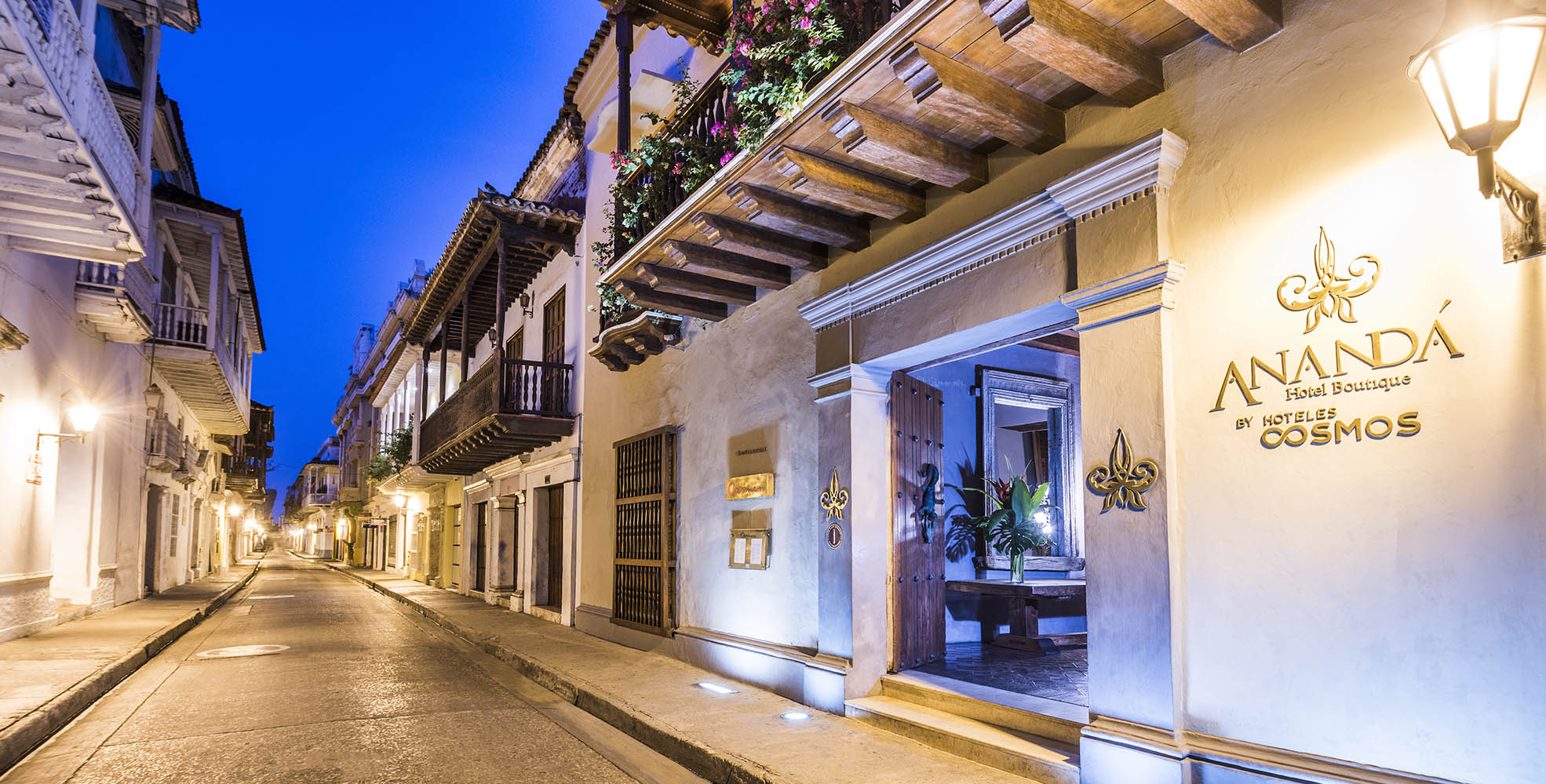 Anand hotel boutique by cosmos en cartagena de indias for Boutique hotel definizione